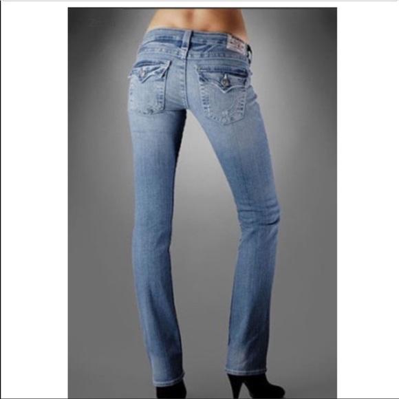 True Religion Denim - NWOT Women's True Religion Straight Leg Sz 26 Jean
